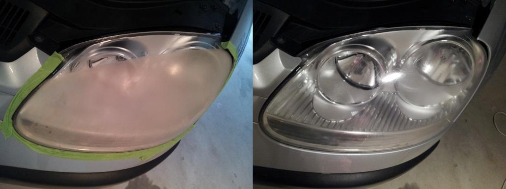 VW headlight